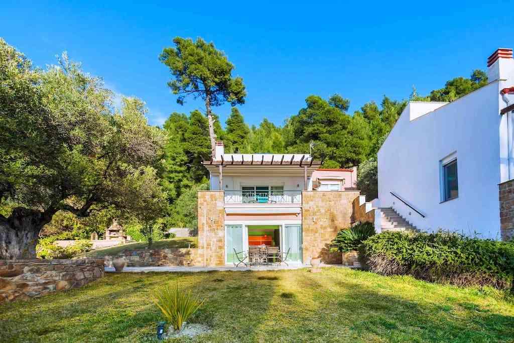 арендовать коттедж в Греции