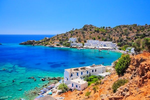 погода и отдых на Крите в июле