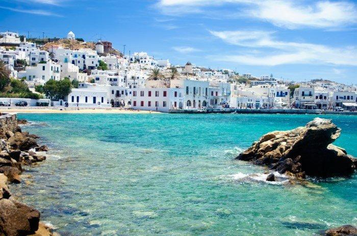 отдых на острове Крит, Греция