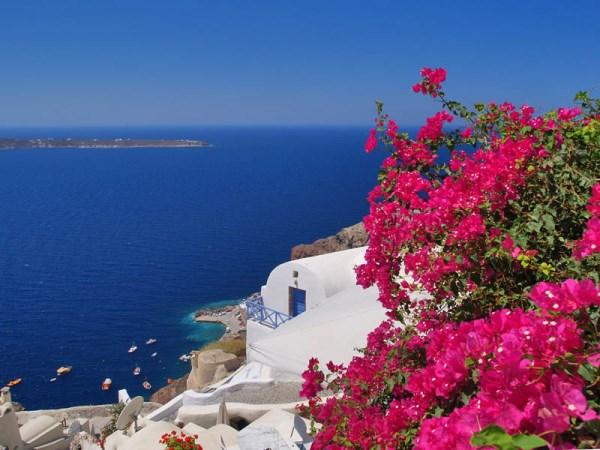 погода и отдых в Греции в мае
