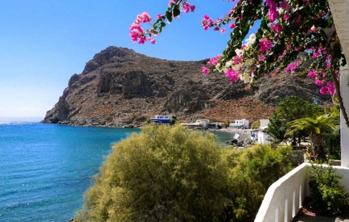 отдых в марте Греция