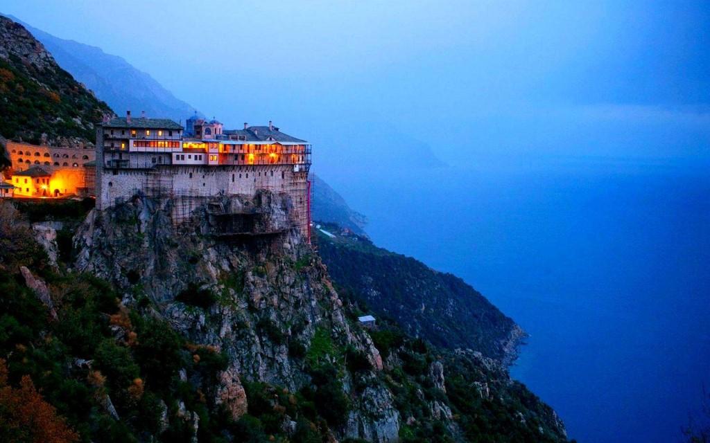 экскурсии на гору Афон Греция
