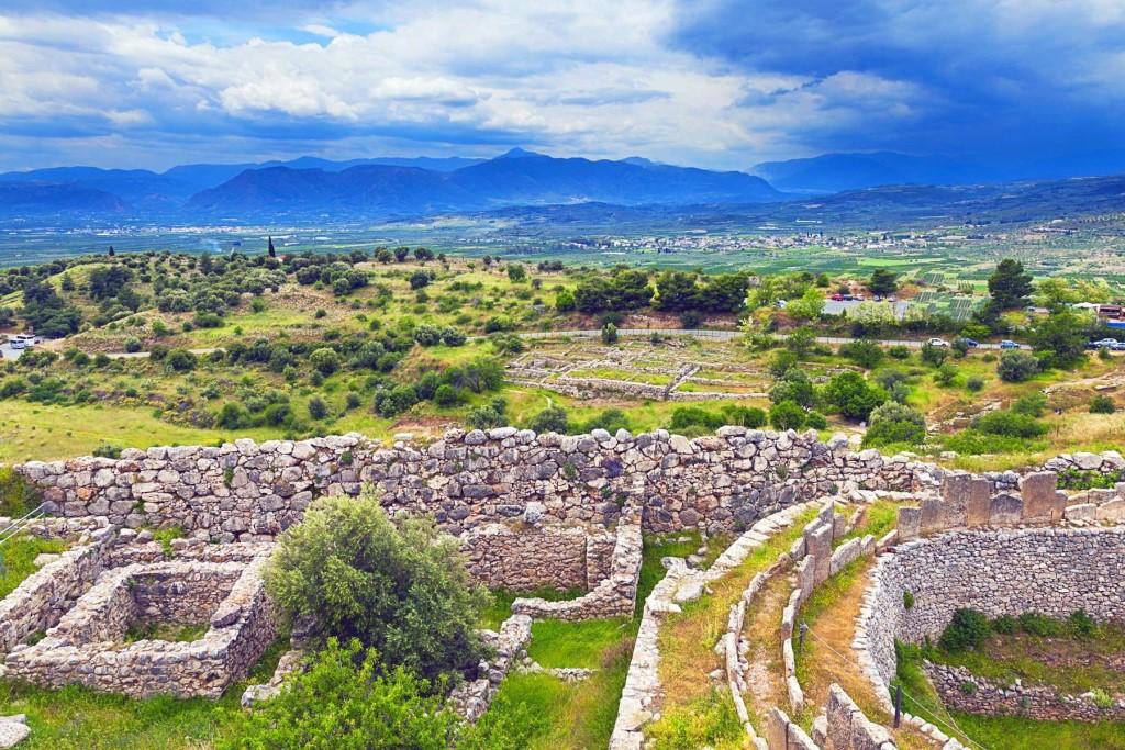 экскурсии в Микены Греция