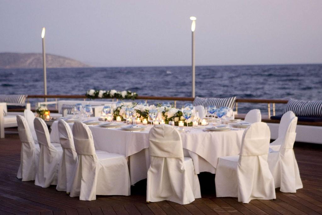 заказать праздник в Греции